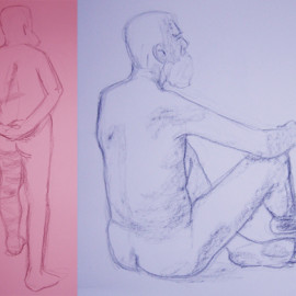 Model drawing 11 – Last session