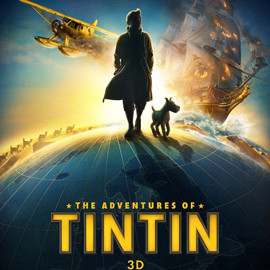 Tintin – the movie