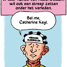 Bekentenis in Nederlandse wielerwereld