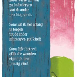 Gedichtje