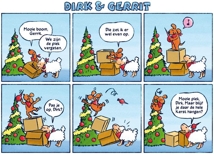 Roger Klaassen Illustratie Strip En Cartoon Dirk