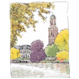 A day in Zwolle – Dagje Zwolle