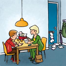 Schuldhulpverlening – Debt relief