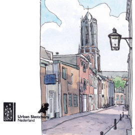 Utrecht – Urban Sketchers Nederland