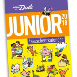Junior Taalscheurkalender 2018