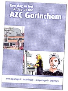 Een dag in het AZC
