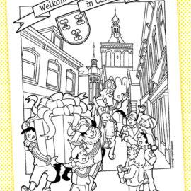 Sinterklaas in Culemborg