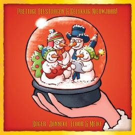 Fijne Feestdagen & Gelukkig Nieuwjaar – Merry Christmas & Happy New Year