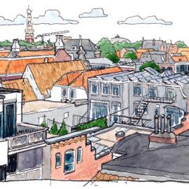 De Dakkas, Haarlem