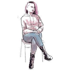 Modeltekenen – Life drawing 2019